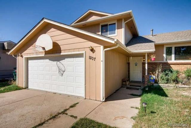 1207 Greenwood Lane, Castle Rock, CO 80104 (#5080468) :: Bring Home Denver