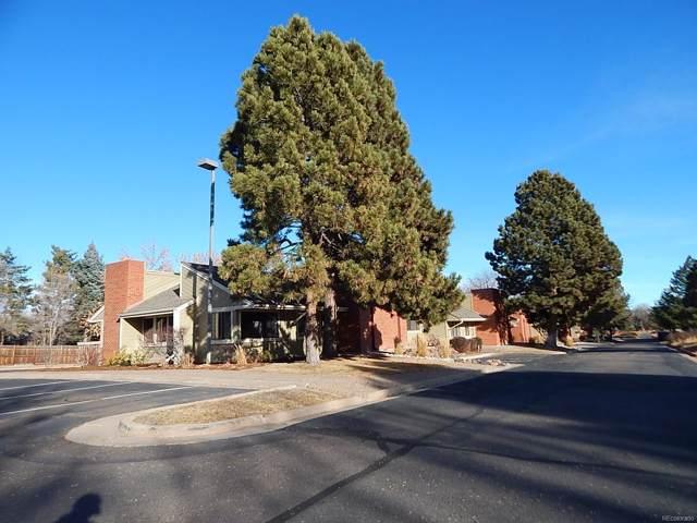 8751 E Hampden Avenue, Denver, CO 80231 (#5080623) :: The DeGrood Team