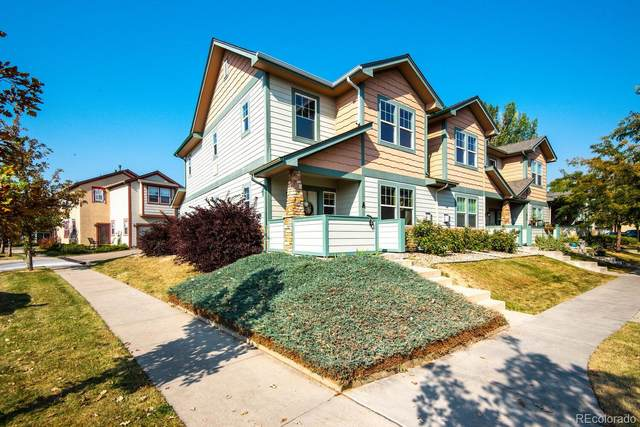 2520 Parkfront Drive A, Fort Collins, CO 80525 (#5080805) :: The Scott Futa Home Team