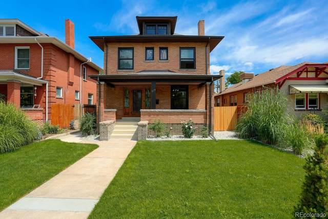 614 Josephine Street, Denver, CO 80206 (#5080965) :: The DeGrood Team