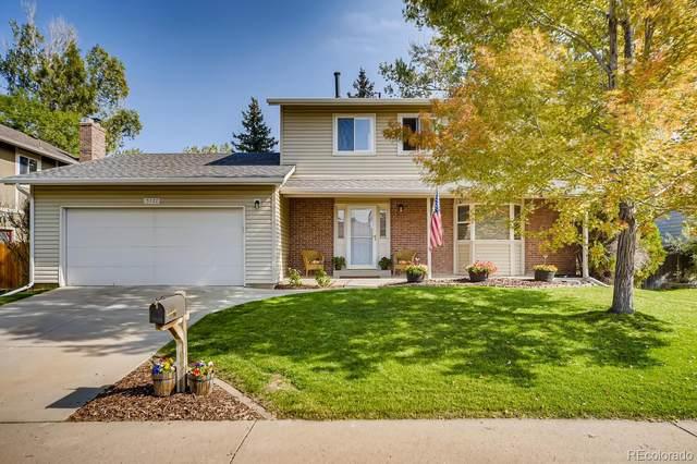 5172 S Truckee Street, Centennial, CO 80015 (#5081448) :: Compass Colorado Realty