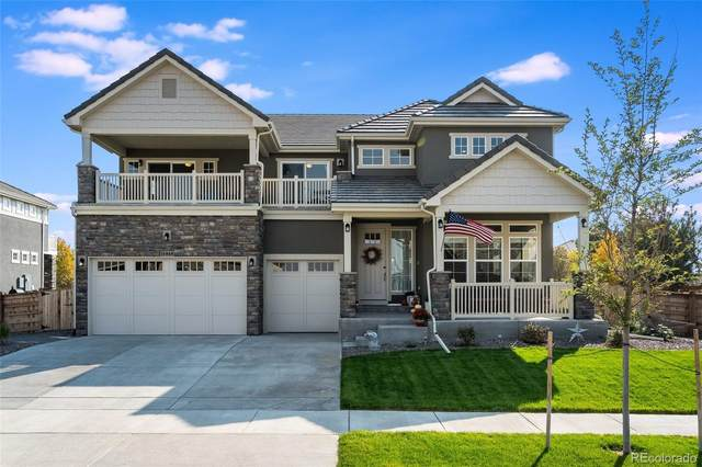 16060 E Fairway Drive, Commerce City, CO 80022 (#5081470) :: The DeGrood Team