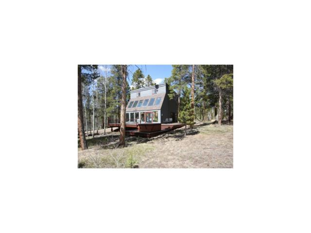 88 County Road 8307, Tabernash, CO 80446 (#5081546) :: Structure CO Group