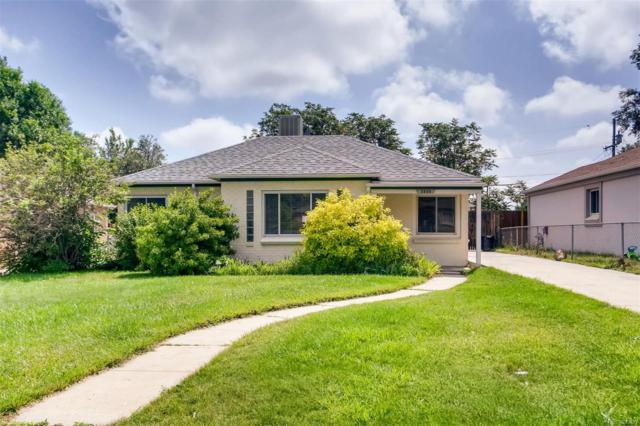 2550 Pontiac Street, Denver, CO 80207 (MLS #5081622) :: 8z Real Estate
