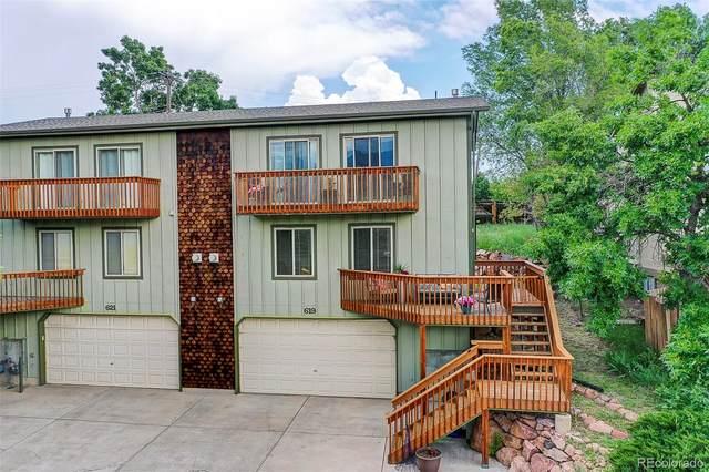 619 Manitou Boulevard, Colorado Springs, CO 80904 (#5081674) :: Compass Colorado Realty