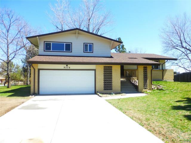 9578 W Ohio Drive, Lakewood, CO 80226 (#5081791) :: The Peak Properties Group