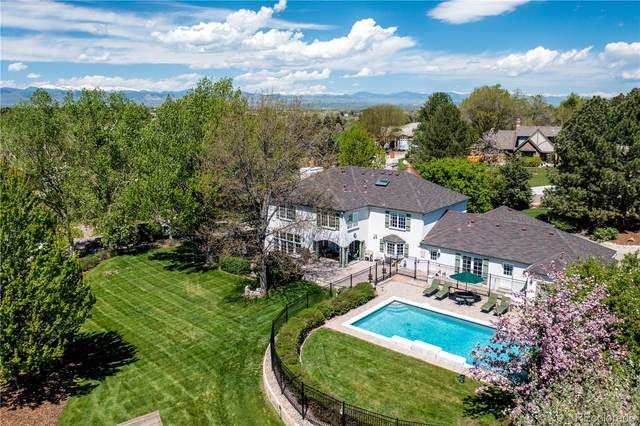 5612 S Ivy Court, Greenwood Village, CO 80111 (#5082053) :: The DeGrood Team
