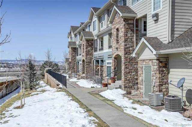 466 Black Feather Loop #510, Castle Rock, CO 80104 (#5082625) :: James Crocker Team