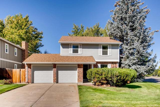 8053 S Syracuse Street, Centennial, CO 80112 (MLS #5082744) :: 8z Real Estate