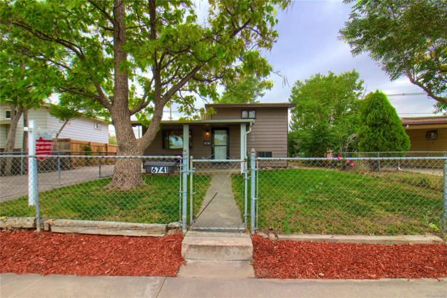6741 Albion Street, Commerce City, CO 80022 (#5082878) :: The Heyl Group at Keller Williams