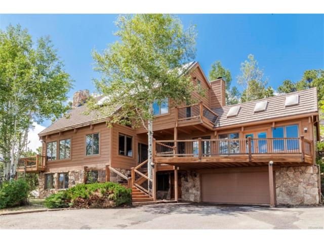 34127 Cactus Drive, Evergreen, CO 80439 (MLS #5083041) :: 8z Real Estate