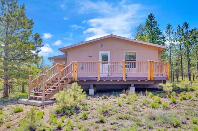 184 Apache Road, Westcliffe, CO 81252 (MLS #5083047) :: Kittle Real Estate