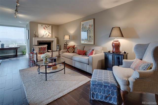 1313 N Williams Street #1001, Denver, CO 80218 (#5083378) :: Kimberly Austin Properties