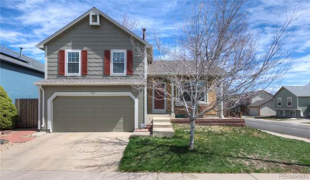 388 Cherry Way, Broomfield, CO 80020 (MLS #5083785) :: Kittle Real Estate