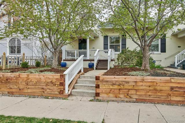 552 N Marion Street, Denver, CO 80218 (#5084025) :: Bring Home Denver with Keller Williams Downtown Realty LLC