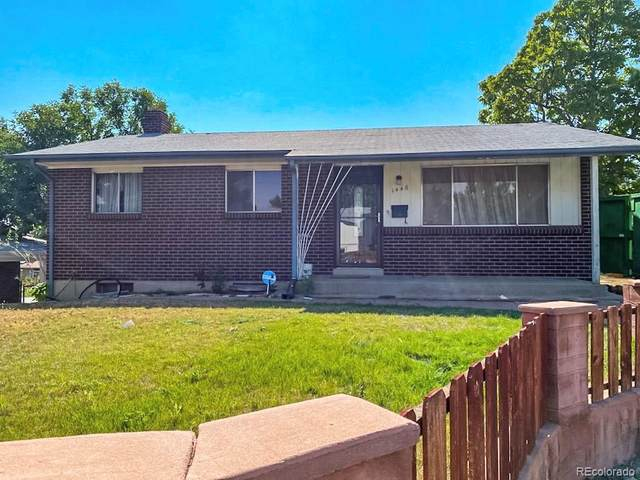 1446 Elmwood Lane, Denver, CO 80221 (#5084155) :: Kimberly Austin Properties