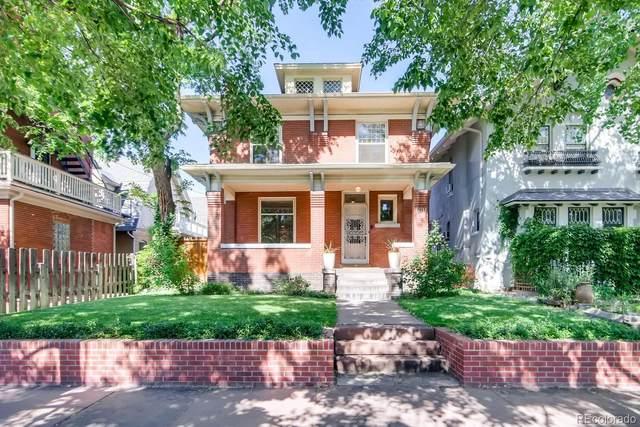 1011 N Clarkson Street, Denver, CO 80218 (#5084372) :: The Heyl Group at Keller Williams