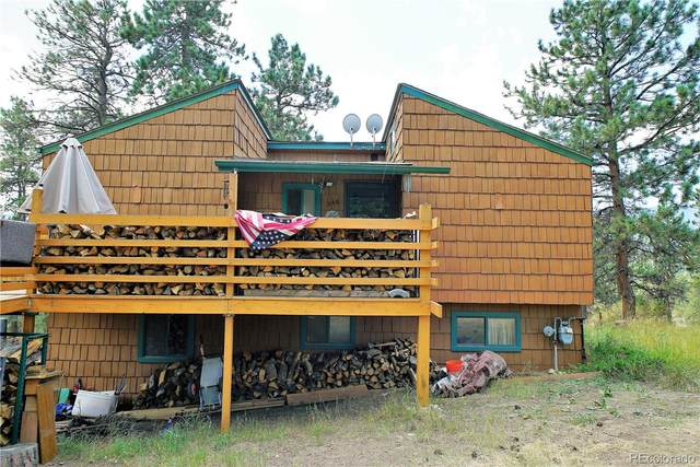 242 Parkview, Bailey, CO 80421 (#5084607) :: The Gilbert Group