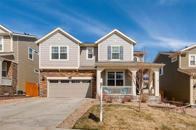 19709 W 59th Drive, Golden, CO 80403 (MLS #5084853) :: 8z Real Estate