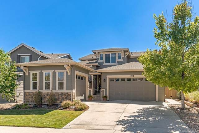 4802 Bluegate Drive, Highlands Ranch, CO 80130 (#5084891) :: The Brokerage Group