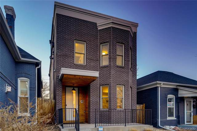 2825 Stout Street, Denver, CO 80205 (#5084956) :: James Crocker Team