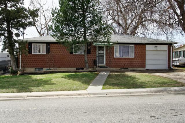 3004 W Tufts Avenue, Englewood, CO 80110 (#5085050) :: HomePopper