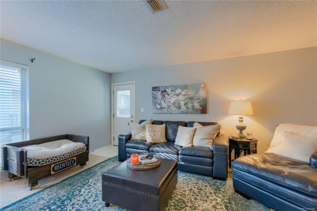 2365 E Geddes Avenue J22, Centennial, CO 80122 (#5085090) :: The Griffith Home Team