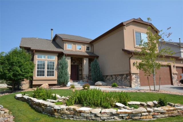 668 Coyote Willow Drive, Colorado Springs, CO 80921 (#5085175) :: The Peak Properties Group