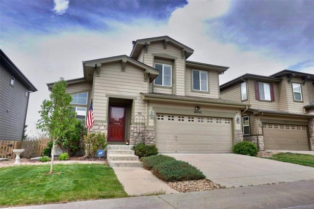 10555 Jewelberry Trail, Highlands Ranch, CO 80130 (#5085416) :: The Galo Garrido Group
