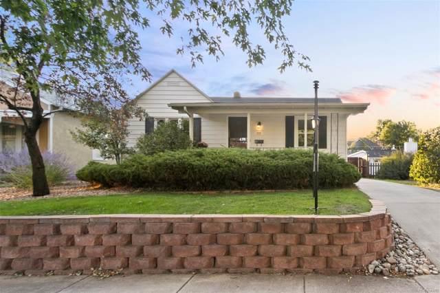 1717 S Humboldt Street, Denver, CO 80210 (MLS #5085420) :: 8z Real Estate