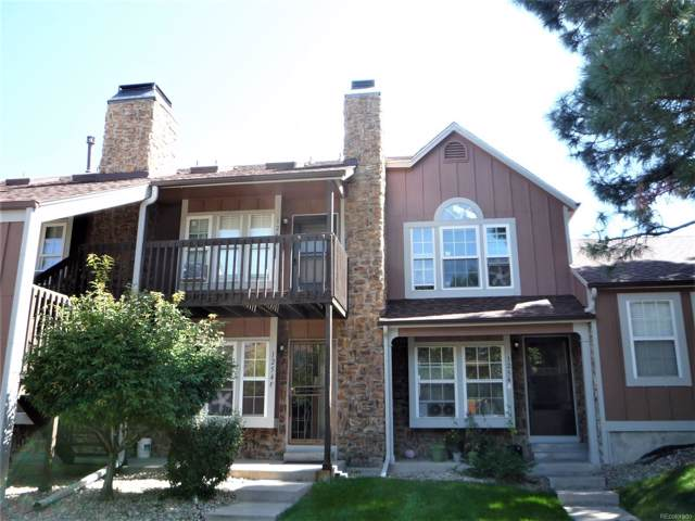 1254 S Flower Circle D, Lakewood, CO 80232 (#5085574) :: The Heyl Group at Keller Williams