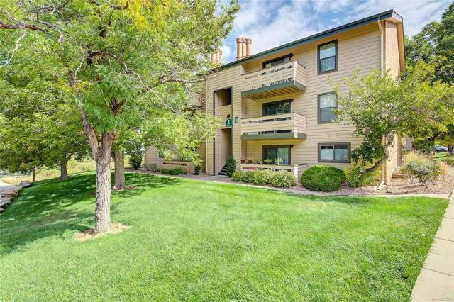 400 Zang Street 1-307, Lakewood, CO 80228 (MLS #5085815) :: 8z Real Estate