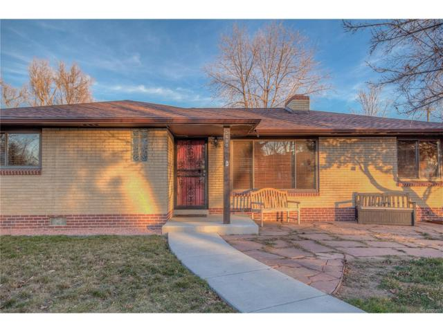 5600 Dover Street, Arvada, CO 80002 (#5085843) :: The Dixon Group