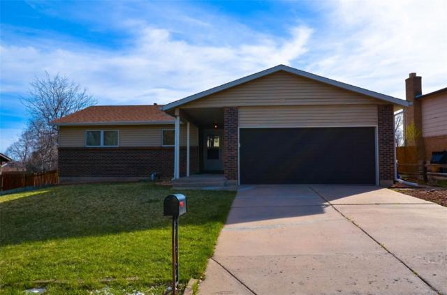 18743 E Brown Place, Aurora, CO 80013 (#5085910) :: The Peak Properties Group