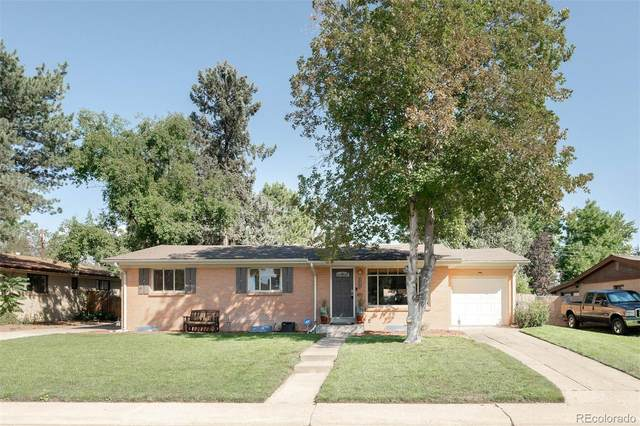 3205 W Bellewood Drive, Englewood, CO 80110 (#5086021) :: Bring Home Denver with Keller Williams Downtown Realty LLC