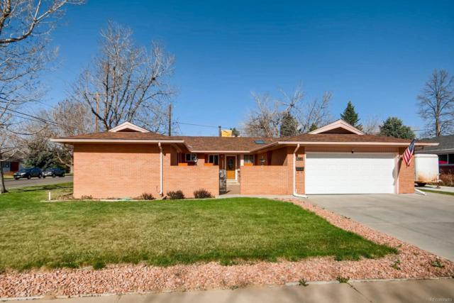 6005 Nelson Street, Arvada, CO 80004 (#5086179) :: The Peak Properties Group