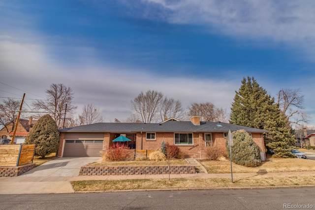 3501 W 42 Avenue, Denver, CO 80211 (#5086362) :: Finch & Gable Real Estate Co.