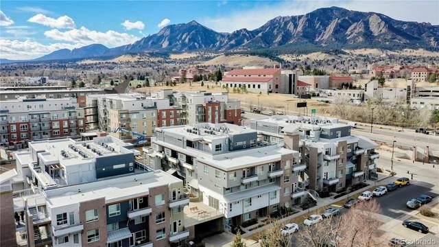 2830 E College Avenue #402, Boulder, CO 80303 (MLS #5086366) :: 8z Real Estate