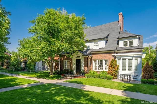 456 N Williams Street, Denver, CO 80218 (#5086383) :: Mile High Luxury Real Estate