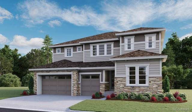 3055 Eagle Wing Way, Castle Rock, CO 80109 (#5086641) :: Mile High Luxury Real Estate