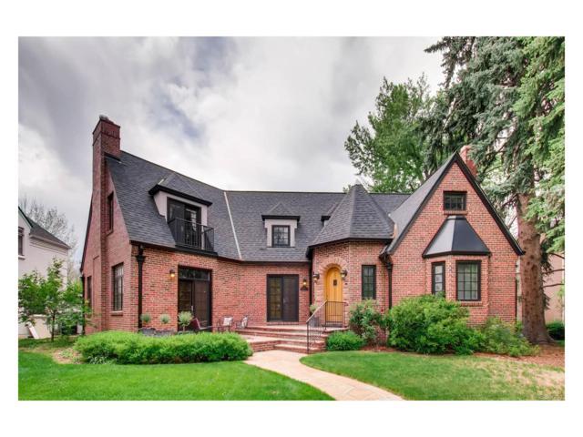 917 S Josephine Street, Denver, CO 80209 (#5086731) :: Thrive Real Estate Group
