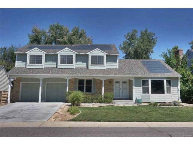 10703 W Turtle Mountain, Littleton, CO 80127 (MLS #5086950) :: 8z Real Estate