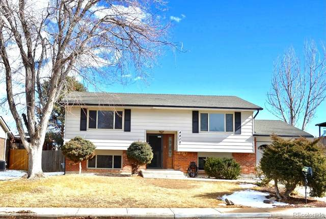 4418 S Carr Court, Littleton, CO 80123 (#5087073) :: iHomes Colorado