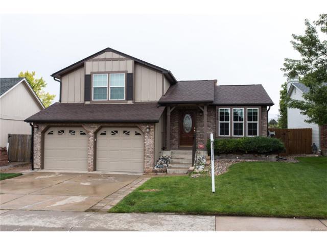 9356 W Nichols Place, Littleton, CO 80128 (MLS #5087077) :: 8z Real Estate