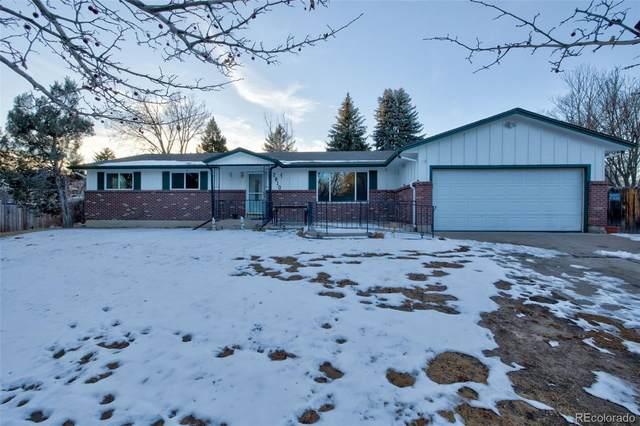 2810 Flintridge Drive, Colorado Springs, CO 80918 (#5087170) :: Hudson Stonegate Team