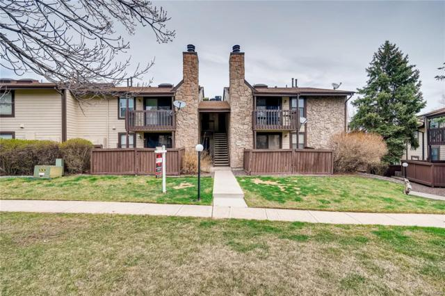 7770 W 87th Drive O, Arvada, CO 80005 (#5087239) :: Harling Real Estate