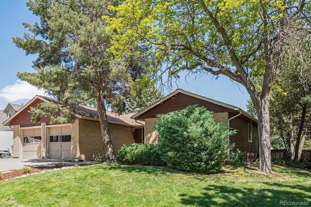 7820 S Lamar Court, Littleton, CO 80128 (#5087390) :: Compass Colorado Realty