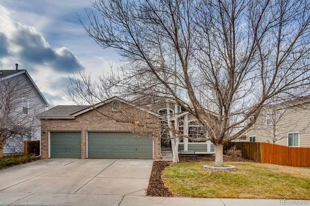 2821 S Walden Way, Aurora, CO 80013 (MLS #5087480) :: Bliss Realty Group