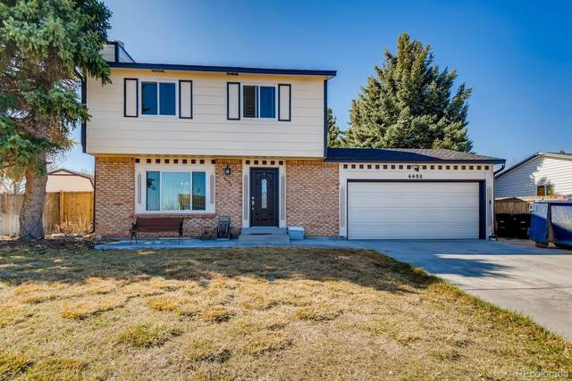 4496 E 118th Avenue, Thornton, CO 80233 (MLS #5087847) :: The Sam Biller Home Team