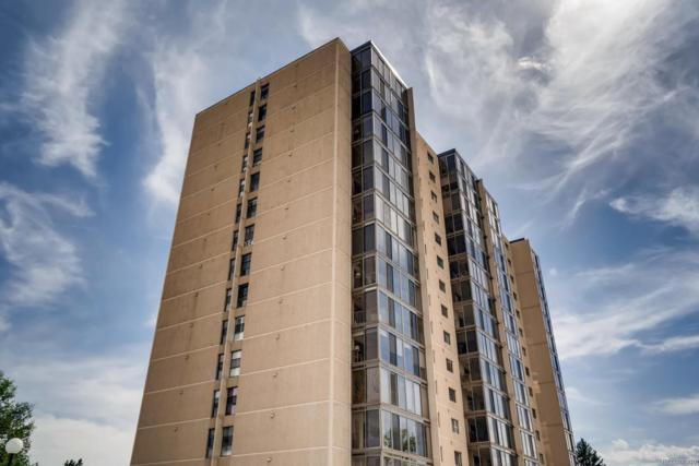 7865 E Mississippi Avenue #305, Denver, CO 80247 (#5088357) :: 5281 Exclusive Homes Realty